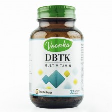 Voonka DBTK Multivitamin 32 Softjel