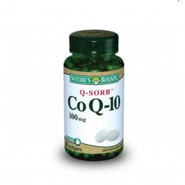 Nature's Bounty CoQ-10 Plus (Q-Sorb) 100 MG 30 Kapsül